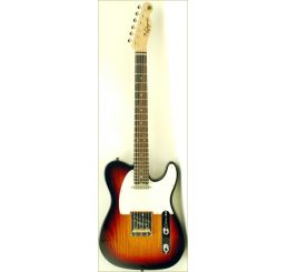 N Zaganin Deluxe T Sunburst Guitar