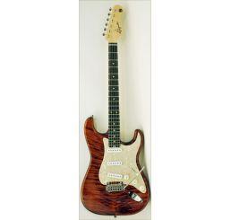 N Zaganin Spice St Amber Guitar