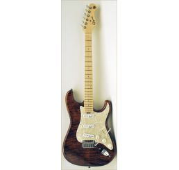 N Zaganin Supreme ST Rusty Amber Guitar