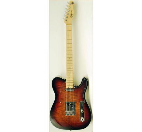 N Zaganin Vintage Sunburst TL Guitar